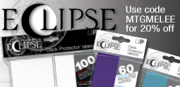 Ultrapro Eclipse Sleeves